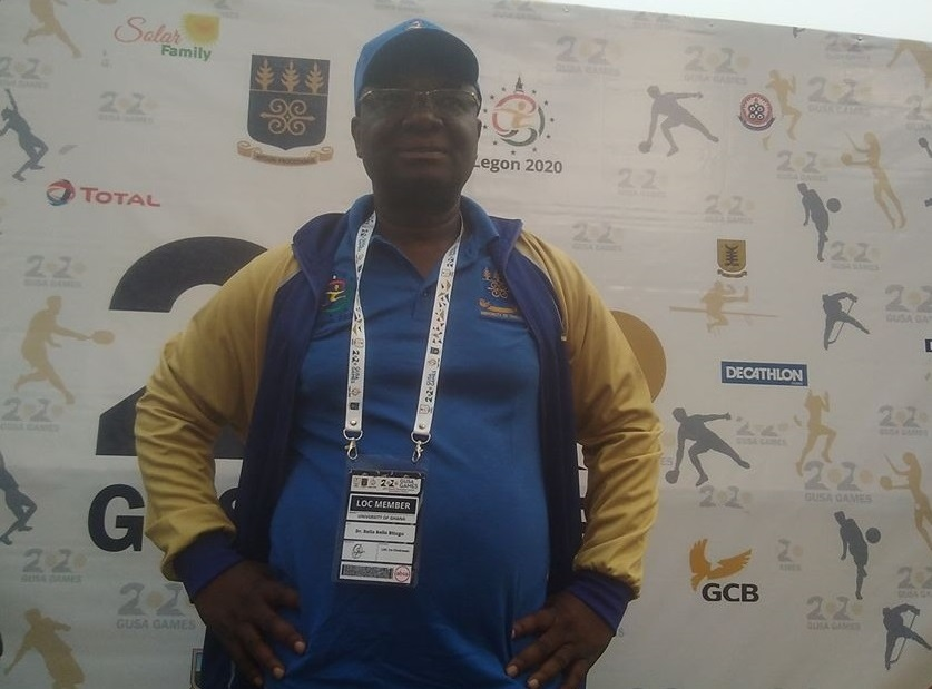 I Don't Believe In Host And Win Mantra - UG Sports Director - Dr Bello Bitugu