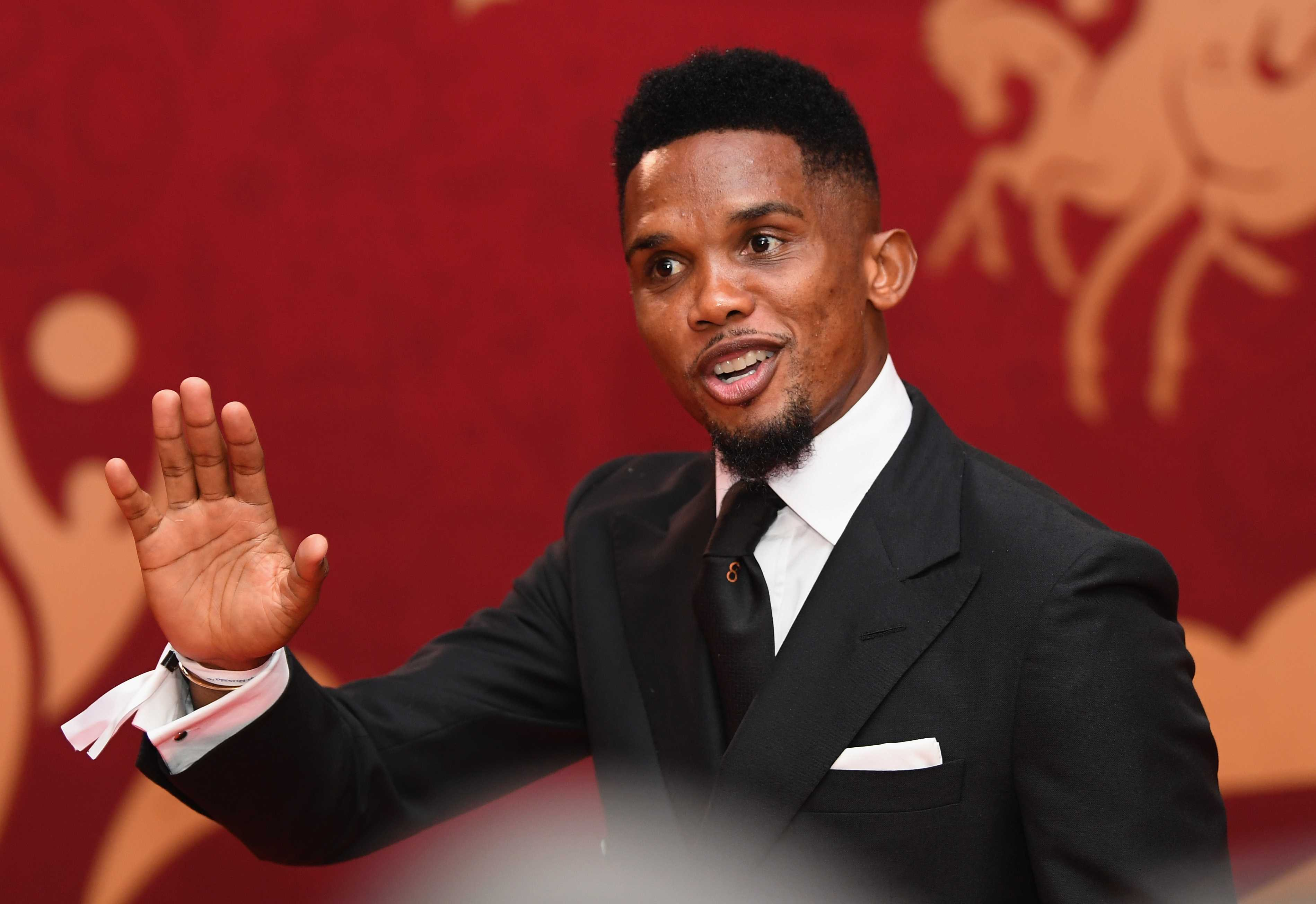 Samuel Eto'o: Final clap for the best African football record