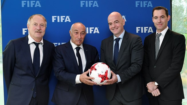 FIFA and FIFPro sign landmark agreement to enhance professional football