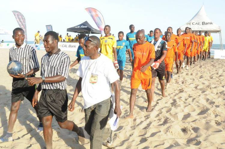 Ghana Beach Soccer Announces Rebirth With The Launch Of 2018 Unity Cup