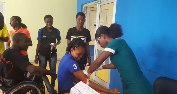 Ghanaian athletes undergo medical exam ahead of 2018 Commonwealth Games departure