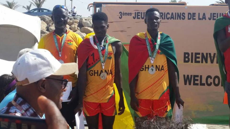 Male Beach Volleyball Team qualifies for 2018 Youth Olympic Games In Argentina