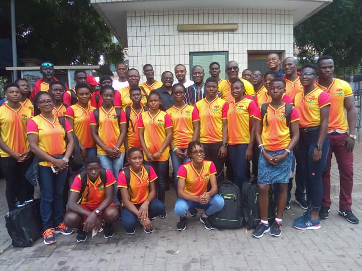 Team Ghana Places 19th At 2018 Africa Youth Games In Algeria