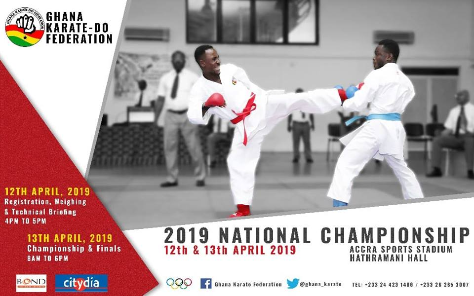 Ghana Karate Do To Host National Open