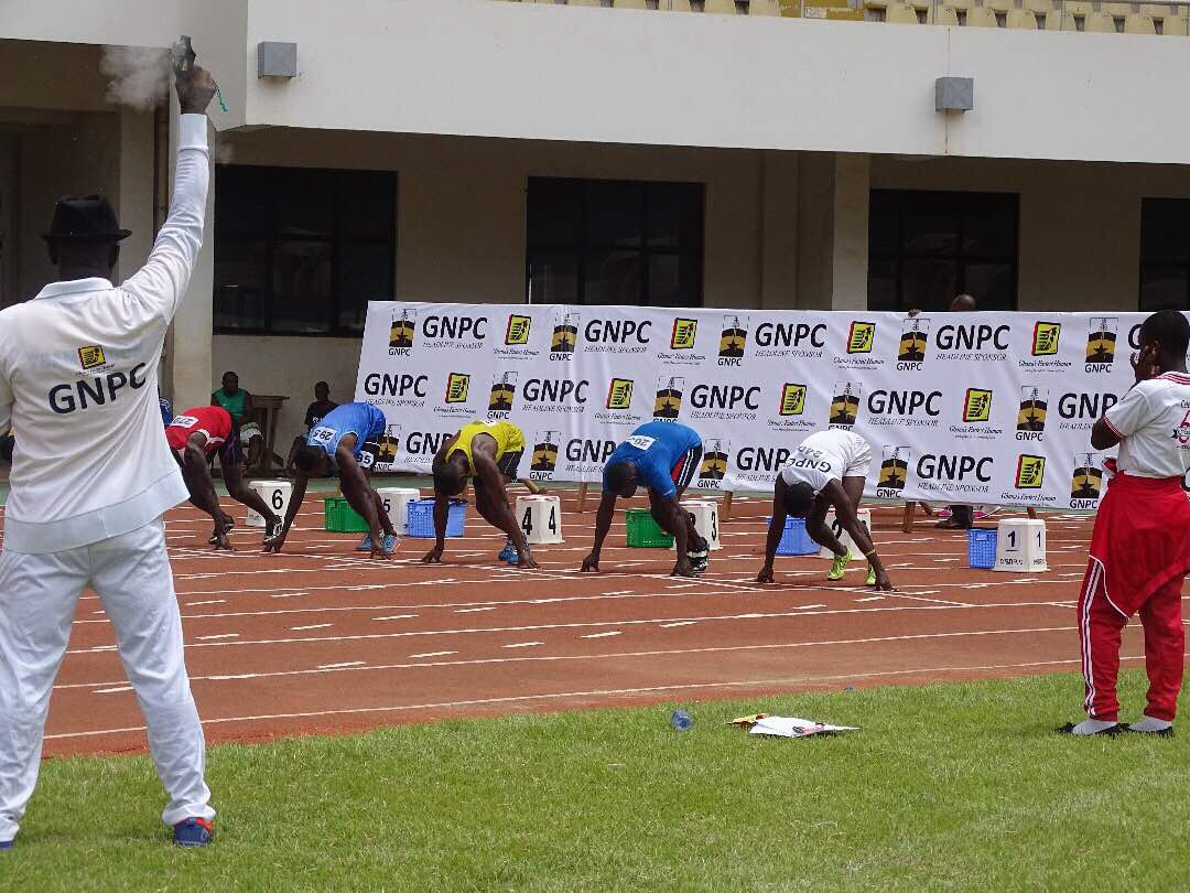 2017 GNPC Ghana's Fastest Human Final on September 16