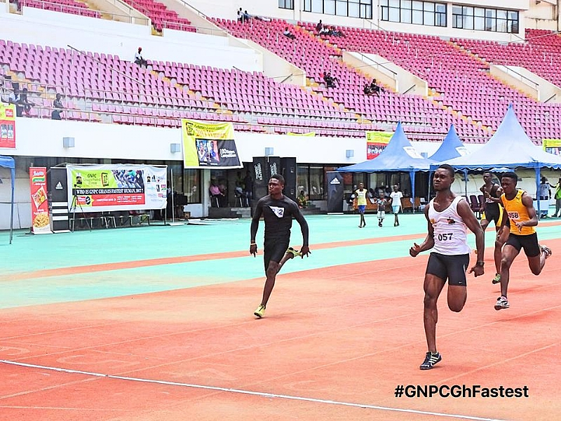 GNPC Ghana's Fastest Human 2019 Hits Cape Coast On May 25
