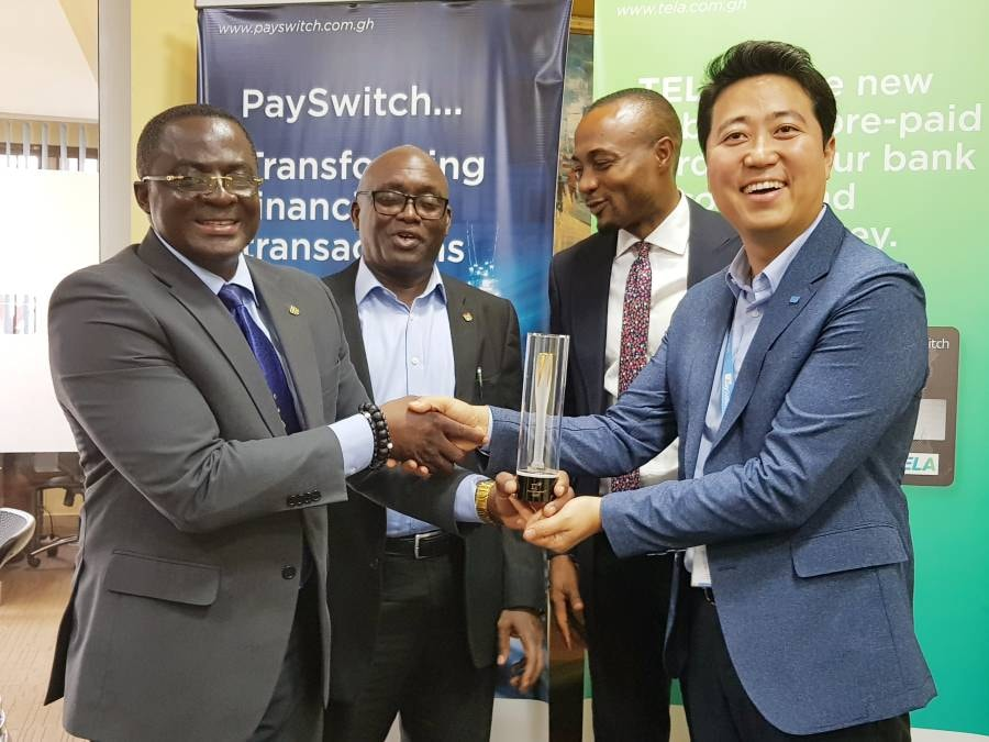GOC To Pay Affiliation Fees For National Federations With Support From Payswitch