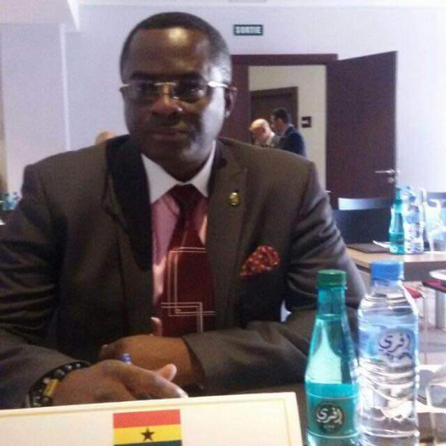 Ghana Olympic Committee gives $150,000 to Sports Federations