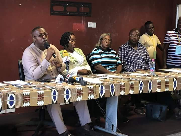 Ghana Hockey Association Elects New President And Executives