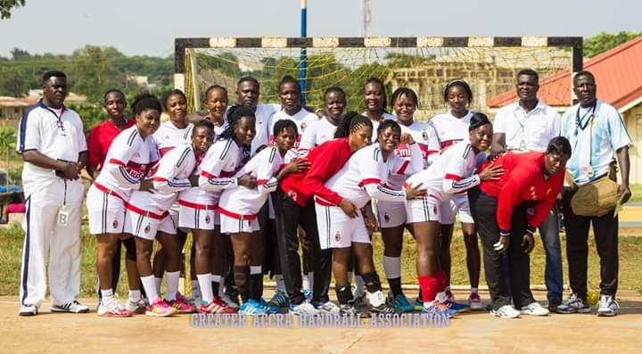 Army outclass Prisons in Greater Accra Handball League