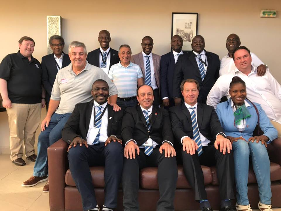 Meet The New African Rugby Executives