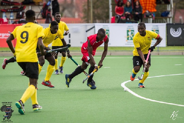Ghana meets South Africa in must-win clash Tokyo 2020 Hockey qualifier