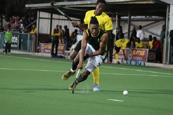 Ghana hockey team suffer major setback against South Africa in Tokyo 2020 qualifier