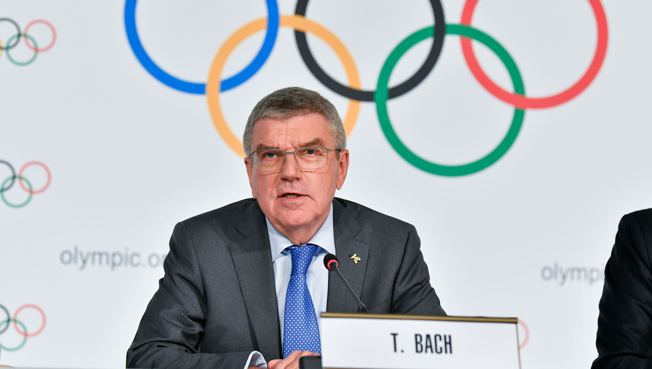 IOC Approves Financial Envelope Of USD 800 Million To Address The COVID-19 Crisis