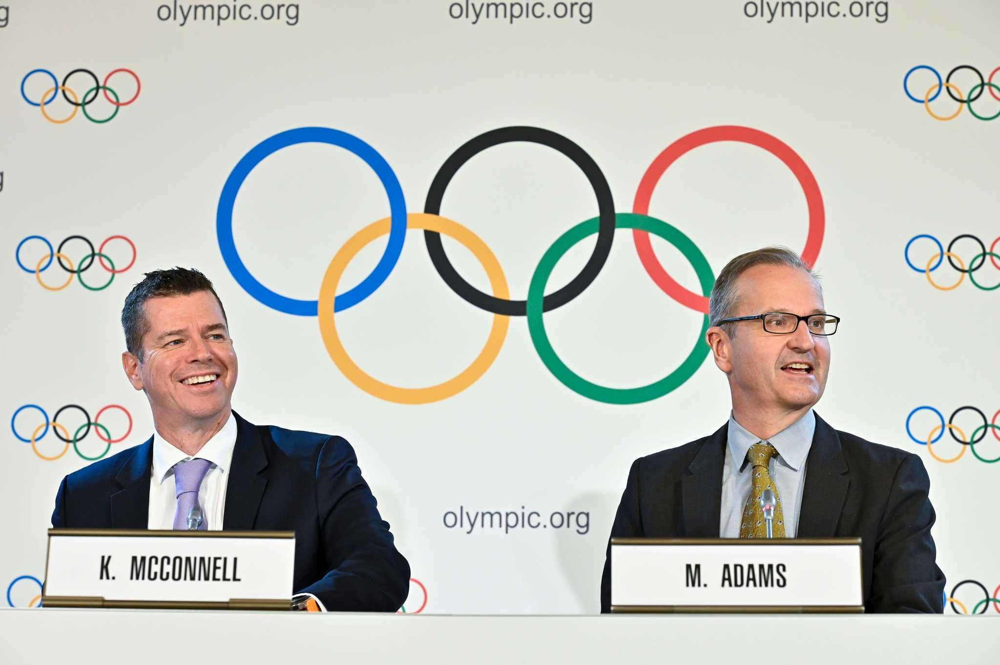 A good day for weightlifting: IOC lifts status of 'conditional inclusion' for Paris 2024