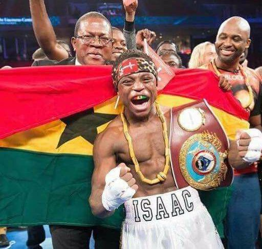 GBA Wishes Dogboe Victory