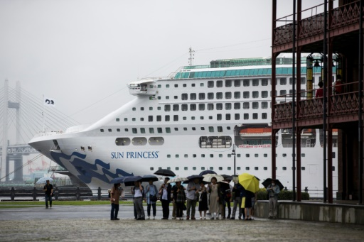 Facing Olympic hotel shortage, Tokyo looks offshore for cruise ships