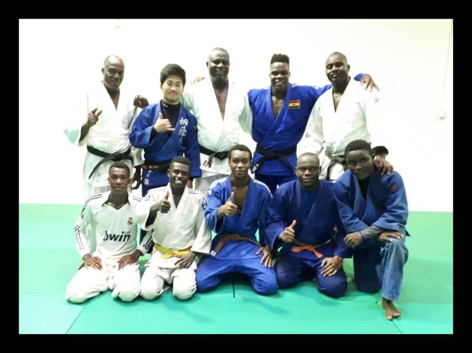 Ghana Judo Will Rise To The Occasion – Coach Dodoo