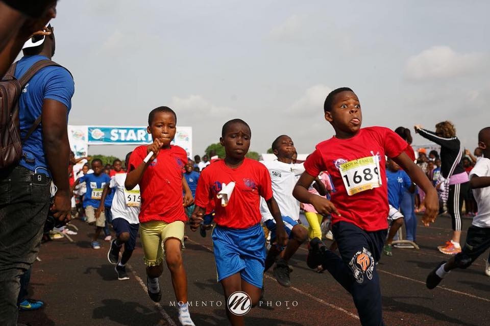 OMO Kiddy Mile Race Is To Groom Future Stars – Event Organiser