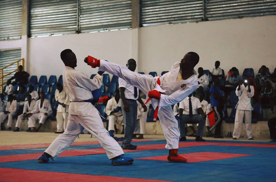 Ghana Karate-Do Coach Confident His Team Will Win Gold In Morocco