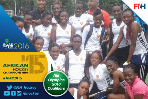Rio qualifiers: Ghana hockey teams win opening matches