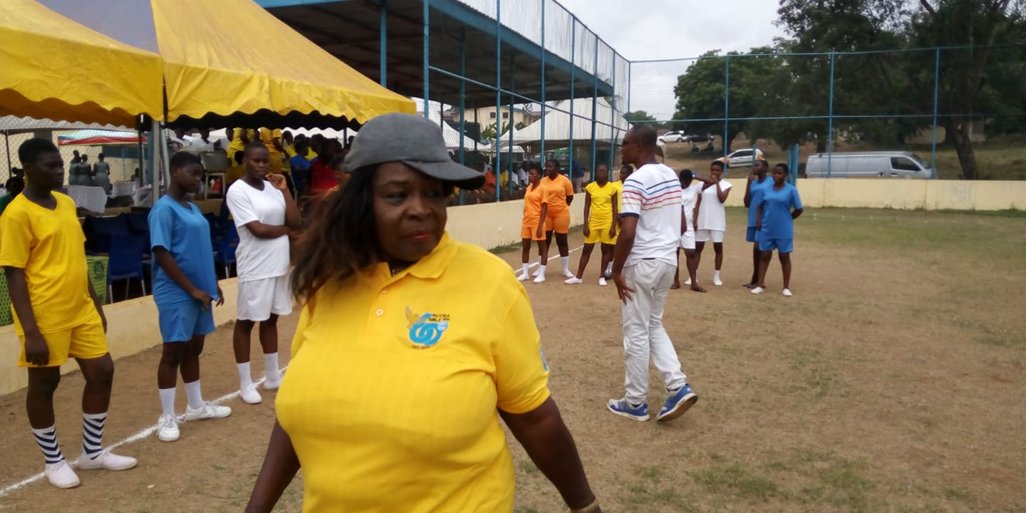 WOSPAG President Miss Joyce Mahama Salutes Ghanaians Sports Women On Int. Women's Day