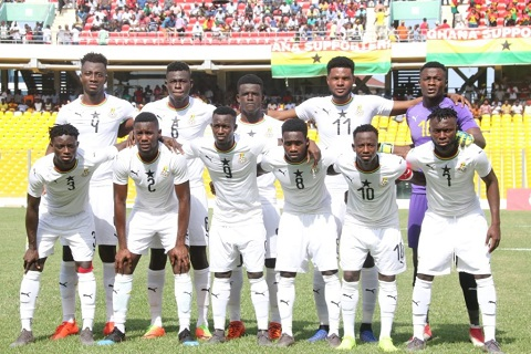 U-23 AFCON: Ghana to face Algeria in final qualifying round
