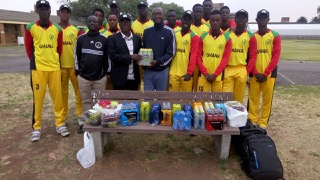Ghana makes mark at ICC Division Two Tourney