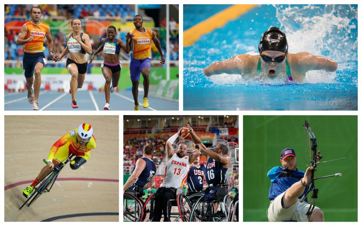 Tokyo 2020 Paralympics schedule revealed