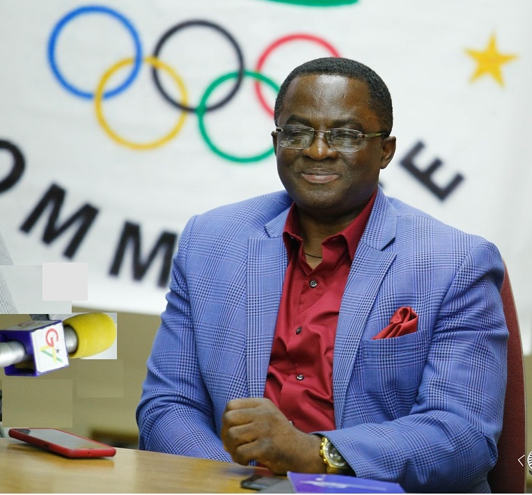 Ben Nunoo Mensah Urges Sports Federation Presidents To Show Love And Leadership