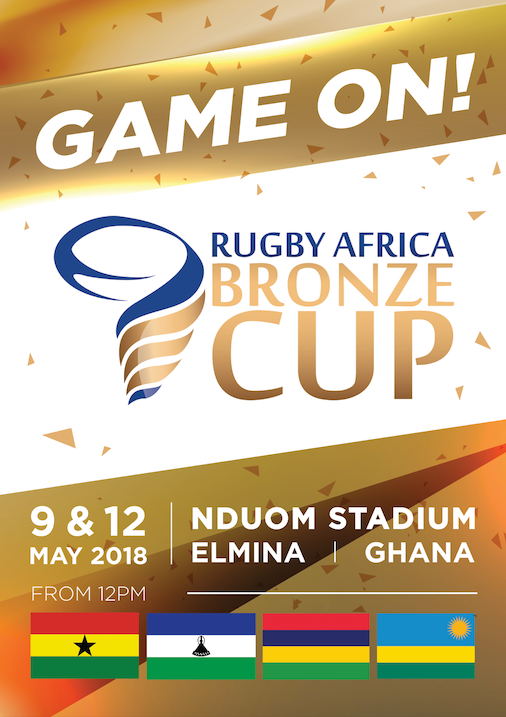 Rugby Africa Launches International Bronze Cup At Golden Tulip Hotel