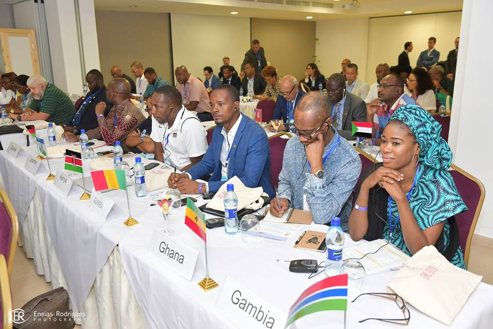 Ghana, 53 Others For 2019 African Beach Games In Sal, Cape Verde