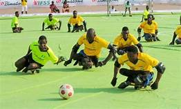 MTN Skate Soccer Thriller At Accra Sports Stadium on Saturday