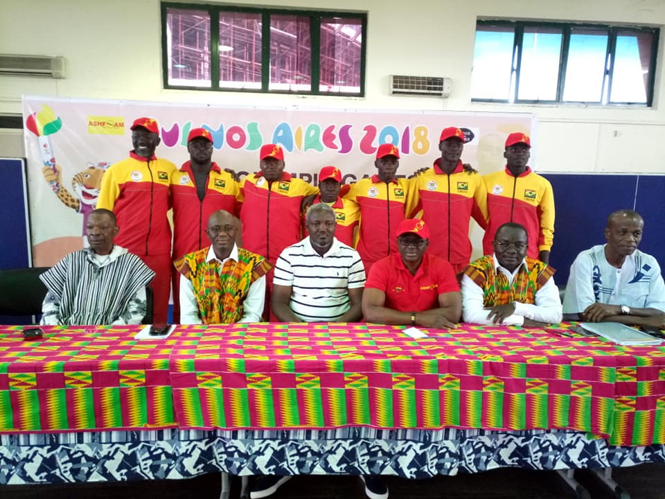 GOC reveal motivational package for Team Ghana ahead of YOG 2018