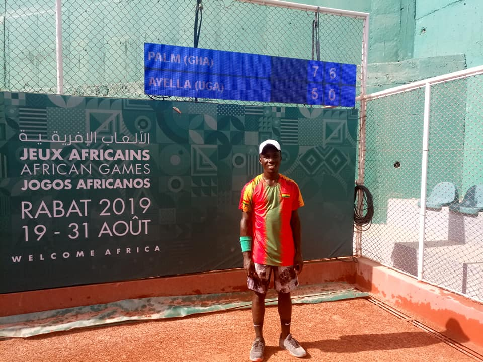 Ghana Tennis Starts On A Winning Note At AG 2019