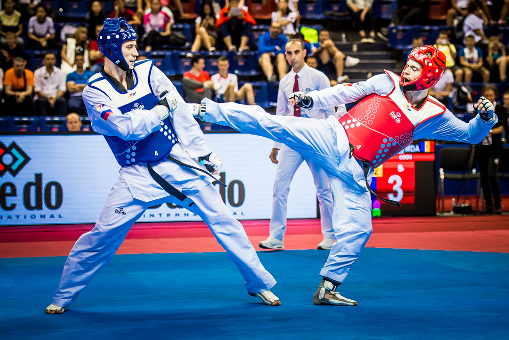 Taekwondo Grand Prix Comes to Africa for First Time Ever