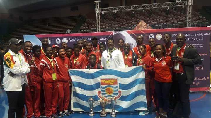 University of Cape Coast Shines At African University Games