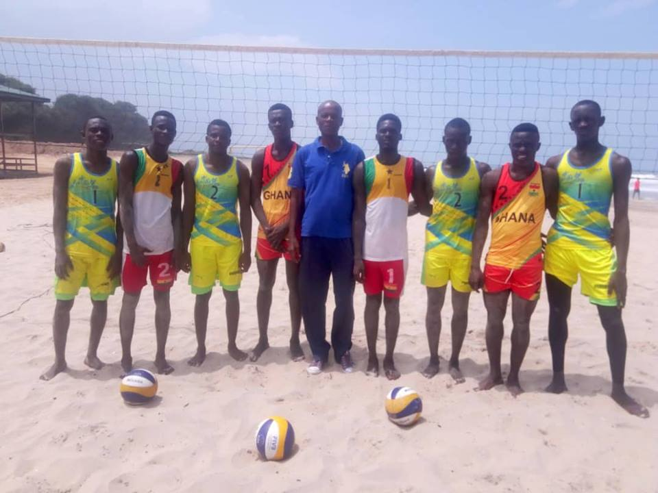 Ghana Beat Togo In Beach Volleyball Competition