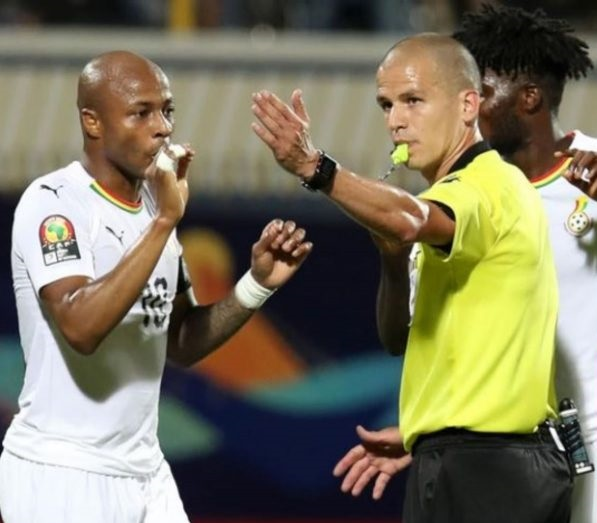 South African Referee Gomes To Officiate 2019 Afcon Final