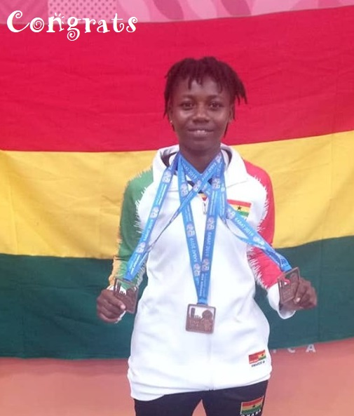 Ben Nunoo Mensah charge weightlifters to do more for Ghana Sports