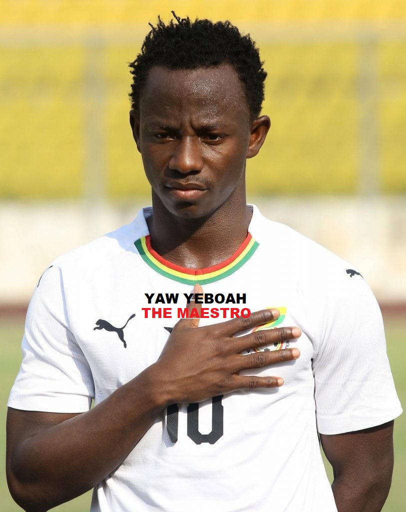 Yeboah targets success over Algeria