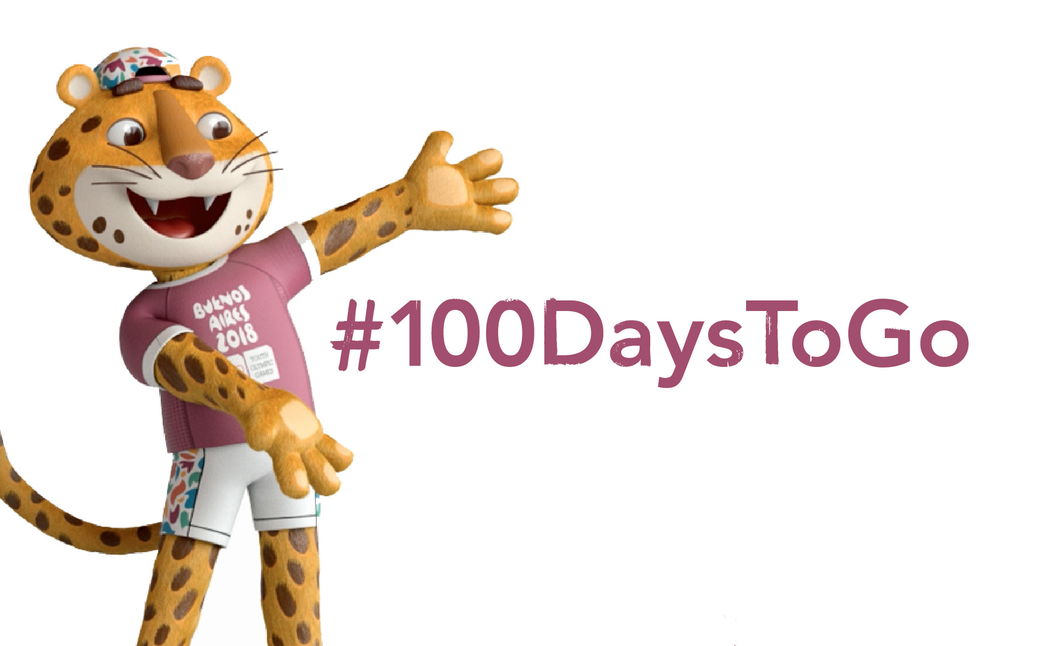 Less than 100 days to Youth Olympic Games Buenos Aires 2018
