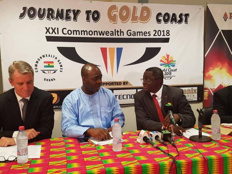 Ghana Government to support 12 disciplines at Gold Coast 2018 Commonwealth Games