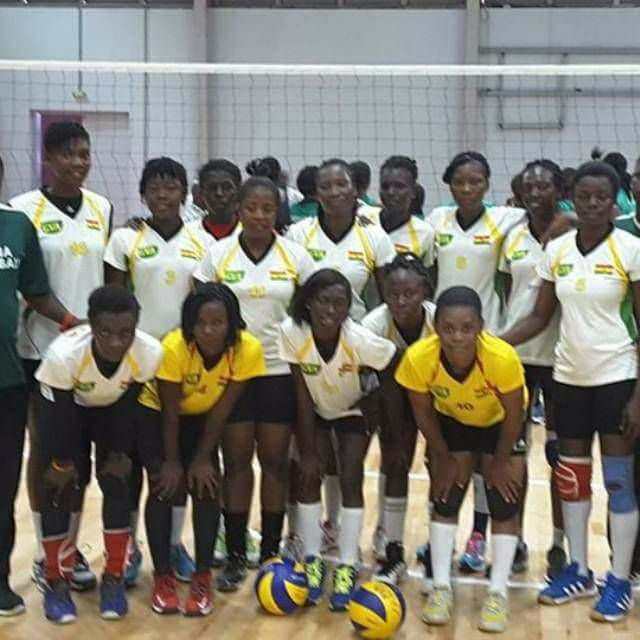 Ghana qualifies for final round of FIVB 2018 World Cup